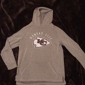 Kansas City Chiefs Women's Oversized Hoodie